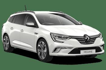 Renault Megane Estate / Ford Focus Estate