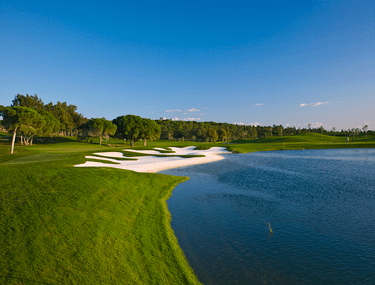 Golf Course - Laranjal Quinta do Lago