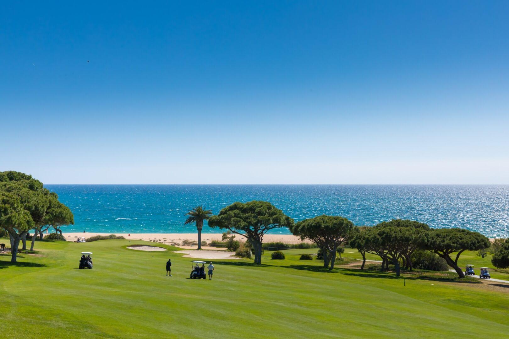 Golf Course - Ocean Vale do Lobo