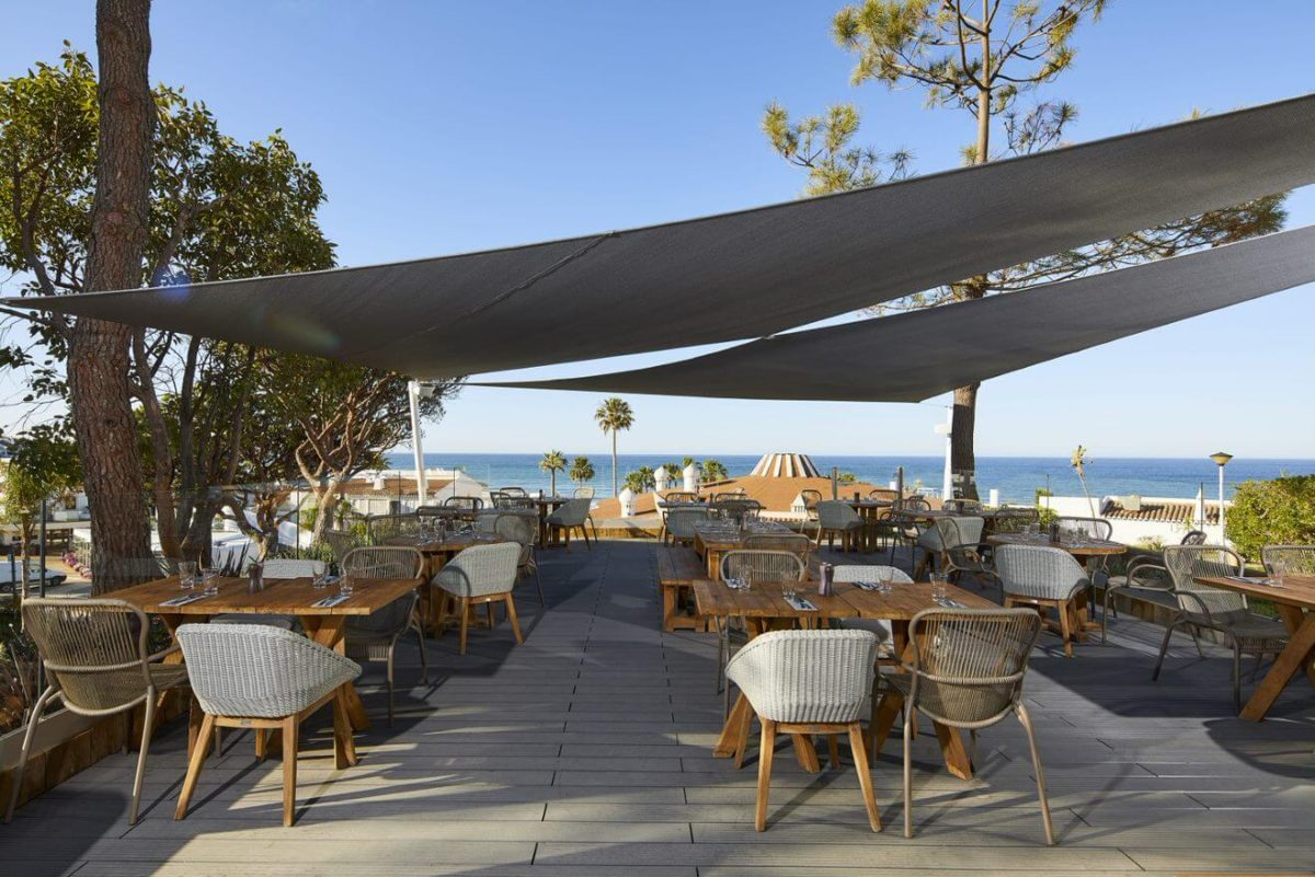 Restaurant - U&Co. New Modern Restaurant in Vale do Lobo with Terrace Sea View
